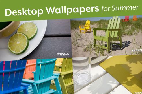 Polywood Summer Desktop Wallpapers