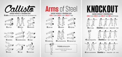 Workouts-from-DAREBEE