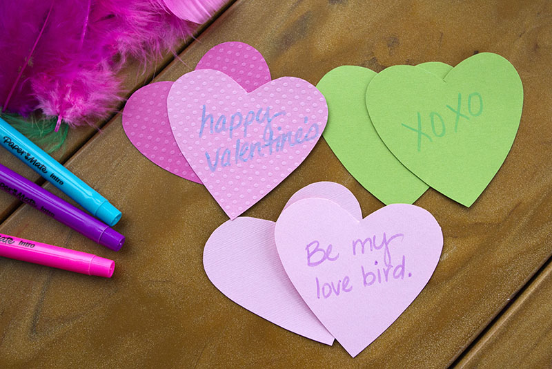 POLYWORLD-Flamingo-Valentine-Heart-Messages-800
