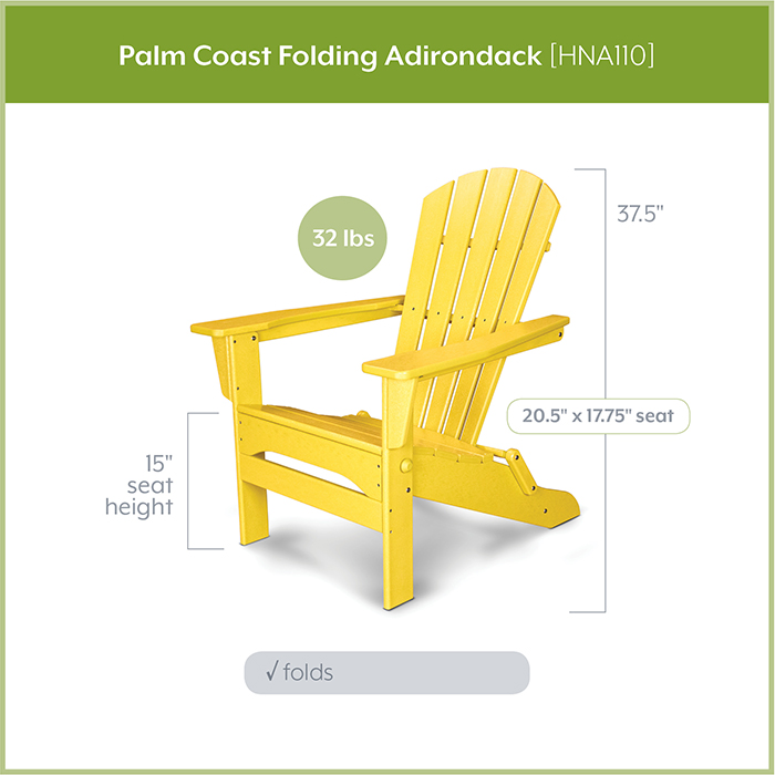 polywood folding adirondack chair the best chair of 2018