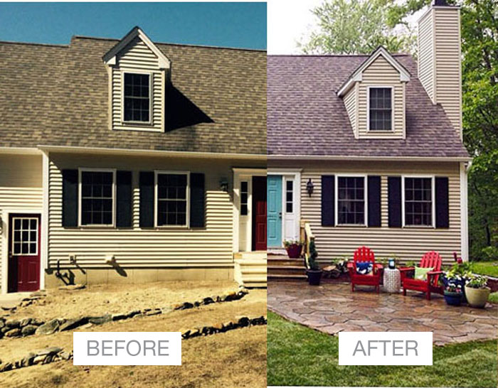 before-after-makeover-house