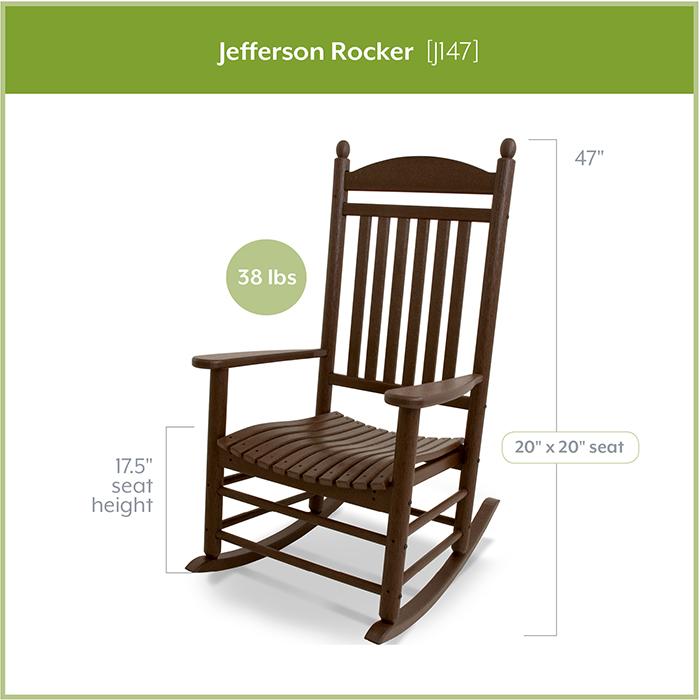 POLYWOOD-J147-Jefferson-Rocker