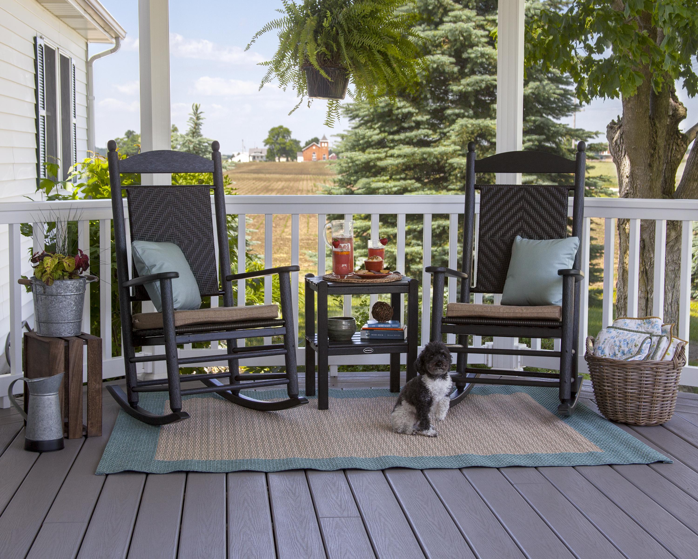 Jefferson Weave Rocking Chair