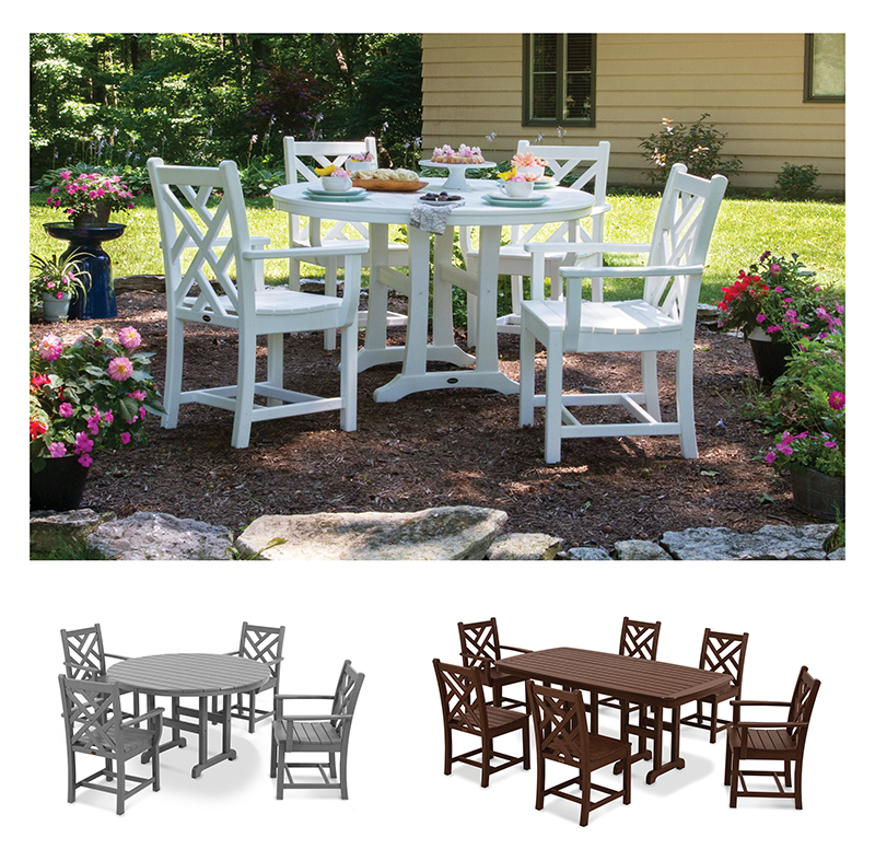 Chippendale-Dining-Set